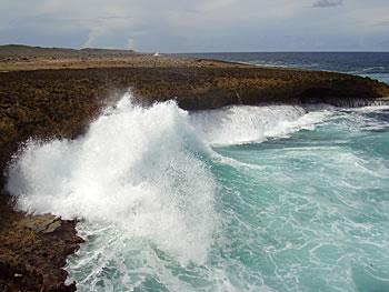 Boca Table - Ruwe zee