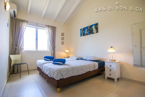 Slaapkamer 3 - vakantievilla op Curaçao